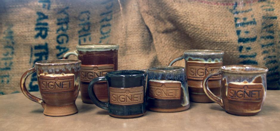 HippyClay Mugs
