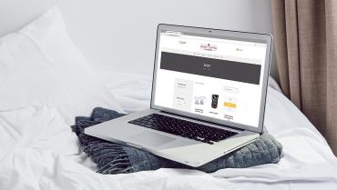 All New Signet Coffee Website